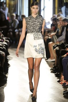 London Fashion Week, SS '14, Michael Van Der Ham