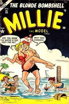 Millie the Model. Bought a bunch of these in the late 50's & early 60's.