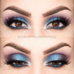 Cute Eye Makeup Looks for Brown Eyes picture 2