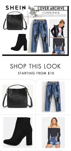 """""""SheIn 2/III"""" by amina-haskic ❤ liked on Polyvore featuring WithChic and shein"""