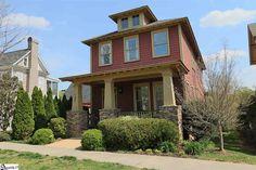 $234,500 | 3BD/2.5BA quality Craftsman style home in #SimpsonvilleSC! MLS® 1298478 #homeforsale