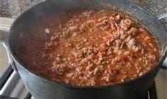 5 gallon chili recipe - 10 gallon basic chli recipe with meat chili con carne