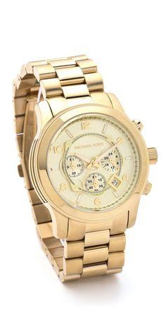 Michael Kors Oversized Men's Watch