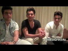 Getting to Know Our Boys (young men!) of Il Volo even a little more ~ interview on June 26, 2013.  What great young men. Each one of them so talented.....each one of them so handsome. But there is more to them then that, they are truly genuine people who are kind and caring, and who have a true love of family. Because they have these qualities and this solid foundation, along with humility, manners, and responsible attitude, our prayers are that they will reach all their dreams!