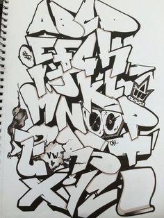 51 Best Graffiti Styles And Fonts Images On Pinterest Graffiti