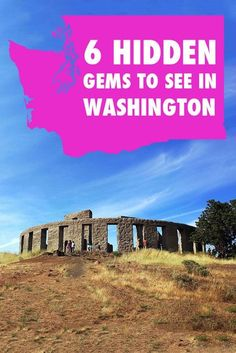 6 Lesser Known Attractions Every Pacific North West Native Must Visit in Washington State - @pnwanderers