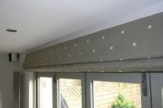 ** Love this Good roman blinds for french doorways - Google Search......