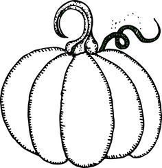 pumpkin halloween or thanksgiving coloring pages 2 coloring pages to print - Coloring Pumpkin Templates 2