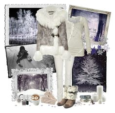 """""""Winter Night Walk"""" by cyanideteaparty ❤ liked on Polyvore featuring moda, Nexus, AllSaints, Alexander McQueen, Alexis Bittar, Madewell, Monsoon, MAC Cosmetics, Sephora Collection y Wet Seal"""