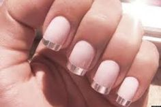 Znalezione obrazy dla zapytania nails inspiration bordo