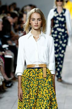 It's Official: Here's the NEW Way to Wear Your Belt via @WhoWhatWear