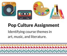 Want to get your students excited about the subject? Try an assignment that uses mediums that already excite them!
