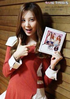 Sunny fm - Seohyun . Holler