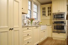Have a small space but want a beautiful kitchen? Oh, the possibilities.