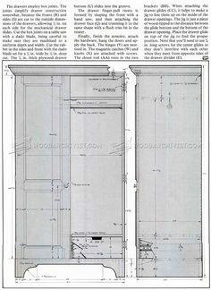 Build Armoire - Furniture Plans