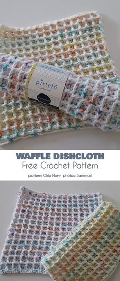 Textured Dishcloth Free Crochet Patterns Waffle Washcloth Free Crochet Pattern History of Knitting Yarn spinning, weaving and sewing jobs such as for example BC. Knitted Washcloth Patterns, Knitted Washcloths, Knit Dishcloth, Knitting Patterns, Free Knitting, Knitting Projects, Cotton Crochet Patterns, Crochet Projects, Crochet Cotton Yarn