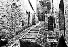 Uno scorcio del borgo di Vallo di Nera  @Nicola Pearce Carmignani foto stupenda!