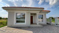 Casa pe parter in Corbeanca | CoArtCo Gazebo, Pergola, House Foundation, Design Case, Architect Design, House Plans, Outdoor Structures, Outdoor Decor, Home Decor