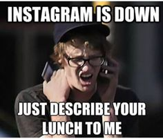 life without Instagram