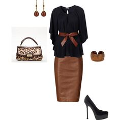 """A little touch of Class"" by natjones1124 on Polyvore"