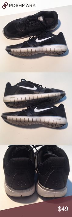 Nike training sneakers Nike training move fit sneakers. Worn a few times. Very light weight. Nike Shoes Sneakers