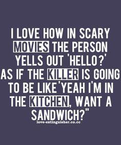 Ha! Exactly!!! Makes no sense