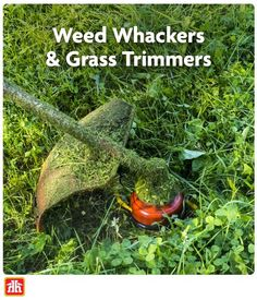 Take the work out of lawn maintenance with a reliable grass trimmer