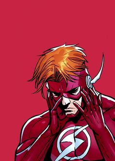 wally west | Tumblr