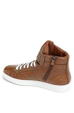 Prada 'Avenue' Sneaker Prada Sneakers, Men Sneakers, High Top Sneakers, Mens Fashion Shoes, Men's Fashion, Anthony Hamilton, Shoe Game, Gentleman, Kicks