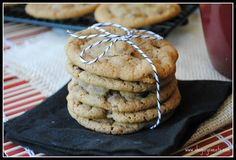 Maple Bacon Cookies - Shugary Sweets