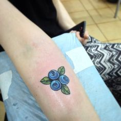 meaning of a blueberry tattoo - Google Search