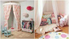 Ideas para Decorar la Habitación de tu Hija, la #4 es Fabulosa!!