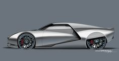 FORD GT-E on Behance