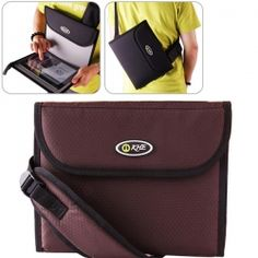 Stylish Ultra-thin Shoulder Outdoor Activity Bag for The New iPad/iPad 2/Tablet PC