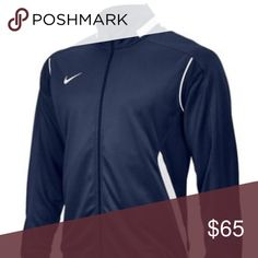 6e96f35ec3ab Nike Mens Team Enforcer Warm-Up Full Zip Jacket Nike Mens 4XLT Team  Enforcer Warm