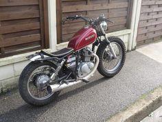 Suzuki Intruder 125 bratstyle