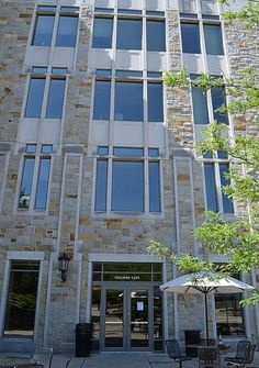Explore the Boston College Campus in This Photo Tour: Hillside Café at Boston College