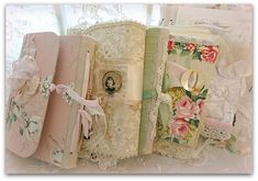 Creating an Art Journal Tutorial by karlanathan on Etsy
