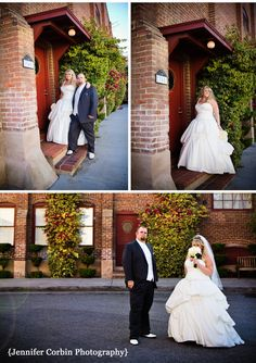 Location: Wedding at Kimberly Crest  Reception at The Mitten Building  Redlands, California  www.jenncorbinphotography.com