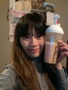 #21dayshakechallenge #round5 #day20 #Wildberry #shake #Niteworks #MangoAloe #SkinBeautyDrink only at #Herbalife #letsdoittogether  Last shake of the the day before bed!