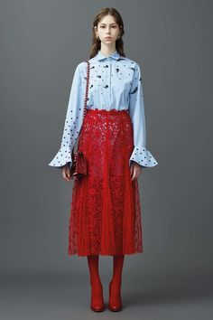 Valentino Resort 2017 Fashion Show  This Valentino collection was inspired by Cuban culture. Read more about fashion's tricky infatuation with Cuba here: http://www.refinery29.com/2015/06/88926/cuba-fashion-inspiration  …at least this collection is better than their Pre-Fall 2016 collection? http://www.theclosetfeminist.ca/valentinos-pre-fall-2016-collection-had-an-uncomfortable-amount-of-borrowing/  http://www.vogue.com/fashion-shows/resort-2017/valentino/slideshow/collection#29