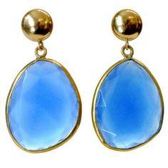 Heaven Blue Earrings