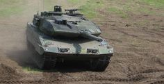 NATO Warms up Its Engines: German Tank Battalion to be Activated Germany plans to activate a tank battalion that exists only on paper as it seeks to increase the country's military capability