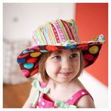 Resultado de imagen para gorras y sombreros infantiles