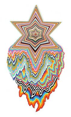 Layered Paper Art College Of Art Fibers Grad Turned Miami - Mesmerising hand crafted paper sculptures jen stark