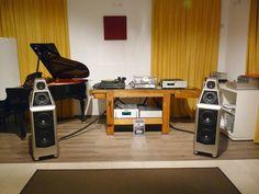 II/ Fotos de sistemas de audio de todo tipo / Pictures of Audio Settings / Аудио-системы в фотографиях - Página 3
