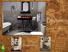 My Sims 3 Blog: Bathroom