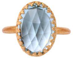 Kevia Rococo Ring