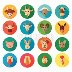 animal of the forest icon - Google Search