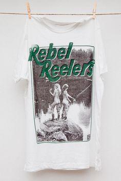 REBEL REELERS   Camp